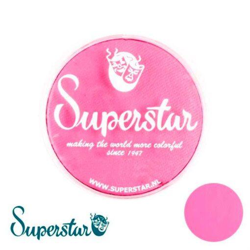 Superstar Bubblegum Superstar es una pintura de cara suave y cremosa altamente pigmentada. Se mezclan fácilmente, se secan en 30 segundos sobre la piel y se secan hasta obtener una cobertura sin manchas. Si quieres convertirte en un profesional, puedes obtener Superstar Bubblegum en el contenedor de 45 gramos. Superstar Bubblegum 45 gr
