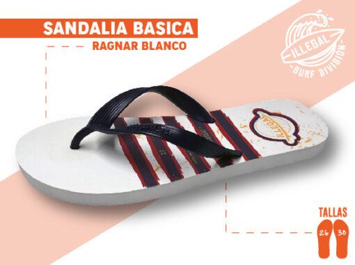 <b>SANDALIA MARCA ILEGAL</b> <b>PARA CABALLERO</b> <b>TALLAS DEL 26 A 30 CM</b> <b>PRECIO ESPECIAL A MAYORISTAS</b> <b>mayoreo@comprastodo.com</b> <b>SOMOS FABRICANTES</b> Sandalia Ragnar Blanco