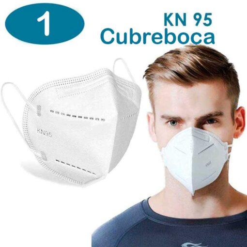 kn95 <h1>CUBRE BOCAS KN95</h1> <h2>VENTA INDIVIDUAL MASCARA KN95</h2> •Cubrebocas N95 con certificación CE y FDA. •Tela no tejida , Spray solvente KN95, aislamiento térmico de algodón. •Certificada bajo la norma GB2626-2006. •Cubrebocas purificador de aire que contiene un medio filtrante electroestatico que permite filtrar mas del 95% de las partículas aéreas. •Eficiencia del 95%. • Diseño plegable resistente y de material ligero que permite sea fácil de guardar y transportar. •Recomendada por la Secretaria de Salud. •Mascarilla diseñada para uso personal y preferentemente para uso médico <strong>LLEVATE UN DESCUENTO EXTRA</strong> <strong>SI COMPRAS 3 O MAS 8% DESCUENTO </strong> <strong>SI ERES USUARIO REGISTRADO</strong> <strong>COMPRANDO 3 O MAS 15% DESCUENTO</strong> <strong>REGISTRATE GRATIS EN LA TIENDA Y OBTEN DESCUENTOS EN ALGUNOS PRODUCTOS DE HASTA 70% MIENTRAS MAS COMPRES, TUS DESCUENTOS CRECEN !!</strong> <h2><strong>Donde COMPRAS TODO ...MAS BARATO !!</strong></h2> 1 Cubrebocas KN95