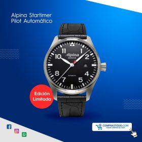 Reloj Alpina Startimer Pilot Automatico