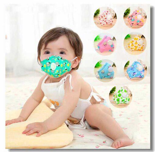 kn95 <h3>Puede estar seguro de que recibirá un Cubre boca Kn95 Infantil con válvula de calidad / seguro descrito en la página del producto.</h3> <h3>Todos nuestros productos están diseñados para promover un alto confort y baja resistencia al aire para reducir la irritación del usuario.</h3> Caracteristicas:  Mascarilla Cubre bocas Kn95 infantil Ajuste nasal interno Máxima protección Filtración del 95% Diferentes modelos Empaque individual Cubre bocas kn95 infantil children