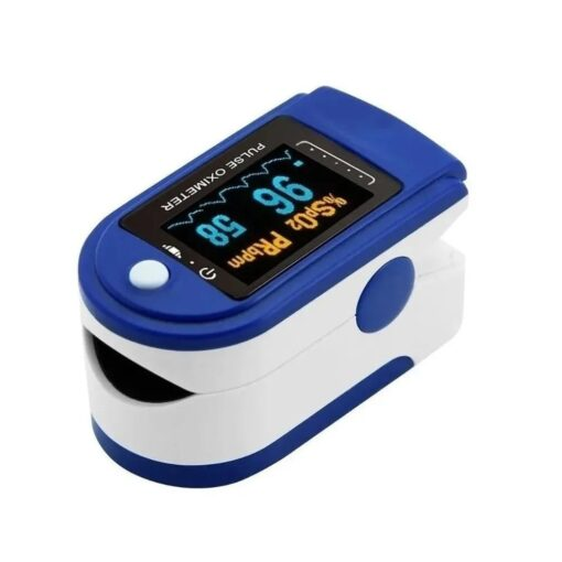 """oximetro digital <h1 class=""""product_title entry-title show-product-nav"""">Oximetro digital</h1> <ul> <li>El producto adopta una pantalla con 2 posiciones.</li> <li>Oxímetro de pulso uso adulto para dedo, para baterías AAA.</li> <li>Monitor de frecuencia cardíaca de oxígeno en sangre (Spo2).</li> <li>Adecuado para hogares, hospitales, escuelas, centros de examen físico, y uso doméstico.</li> <li>Apagado automático: el dispositivo se apaga por si mismo cuando no se coloca ningún dedo por más de 8 segundos.</li> <li>Monitores ligeros que se conectan a la punta de un dedo para controlar la cantidad de oxígeno que se lleva en el cuerpo.</li> </ul> Oximetro digital pulsometro"""